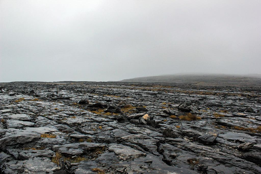 Que ver en Dublin paisaje lunar Burren