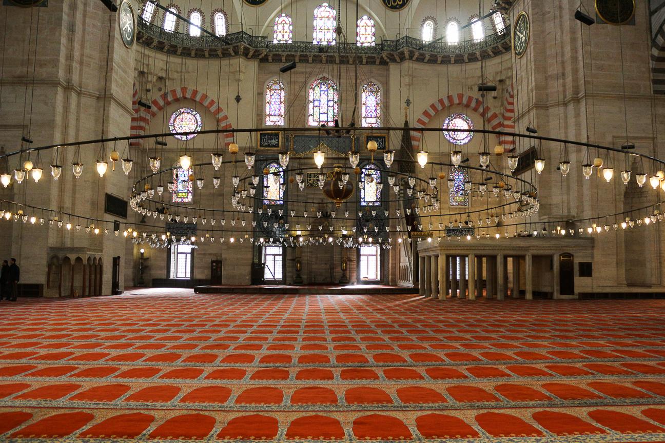 Que ver en Estambul Mezquita Suleymaniye