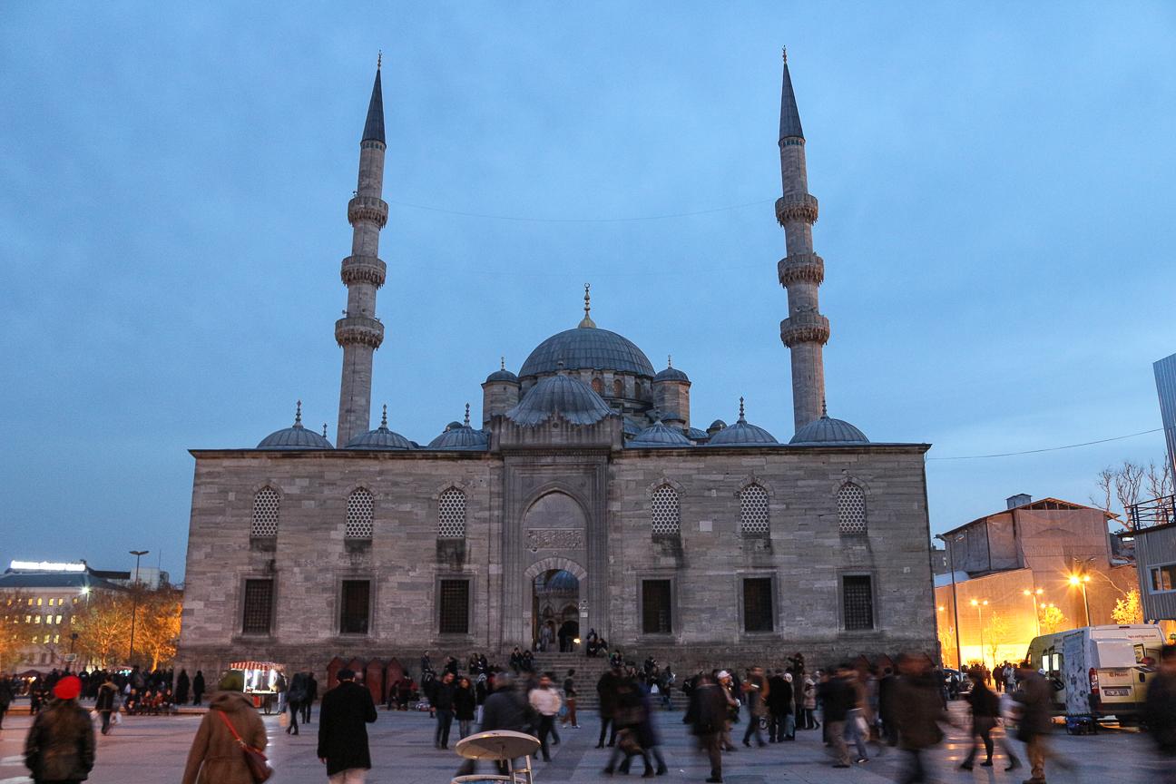 Que ver en Estambul Mezquita Yeni Camii