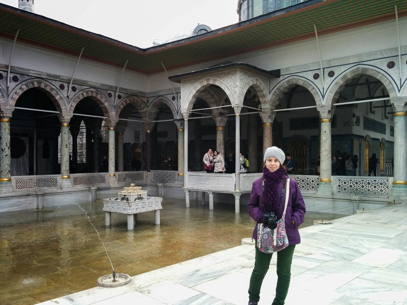 Que ver en Estambul Palacio Topkapi