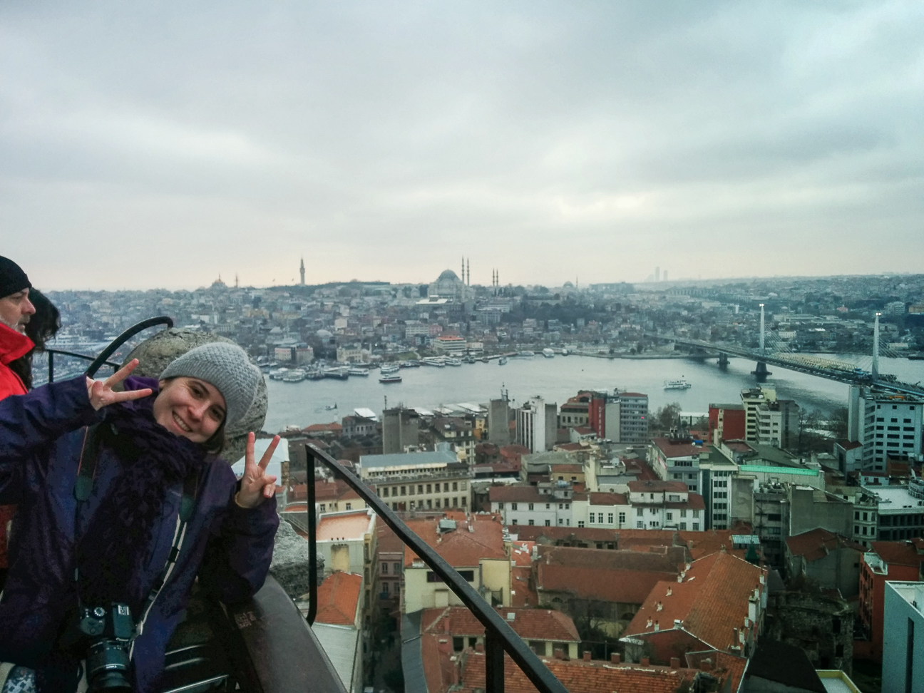 Que ver en Estambul Torre Galata
