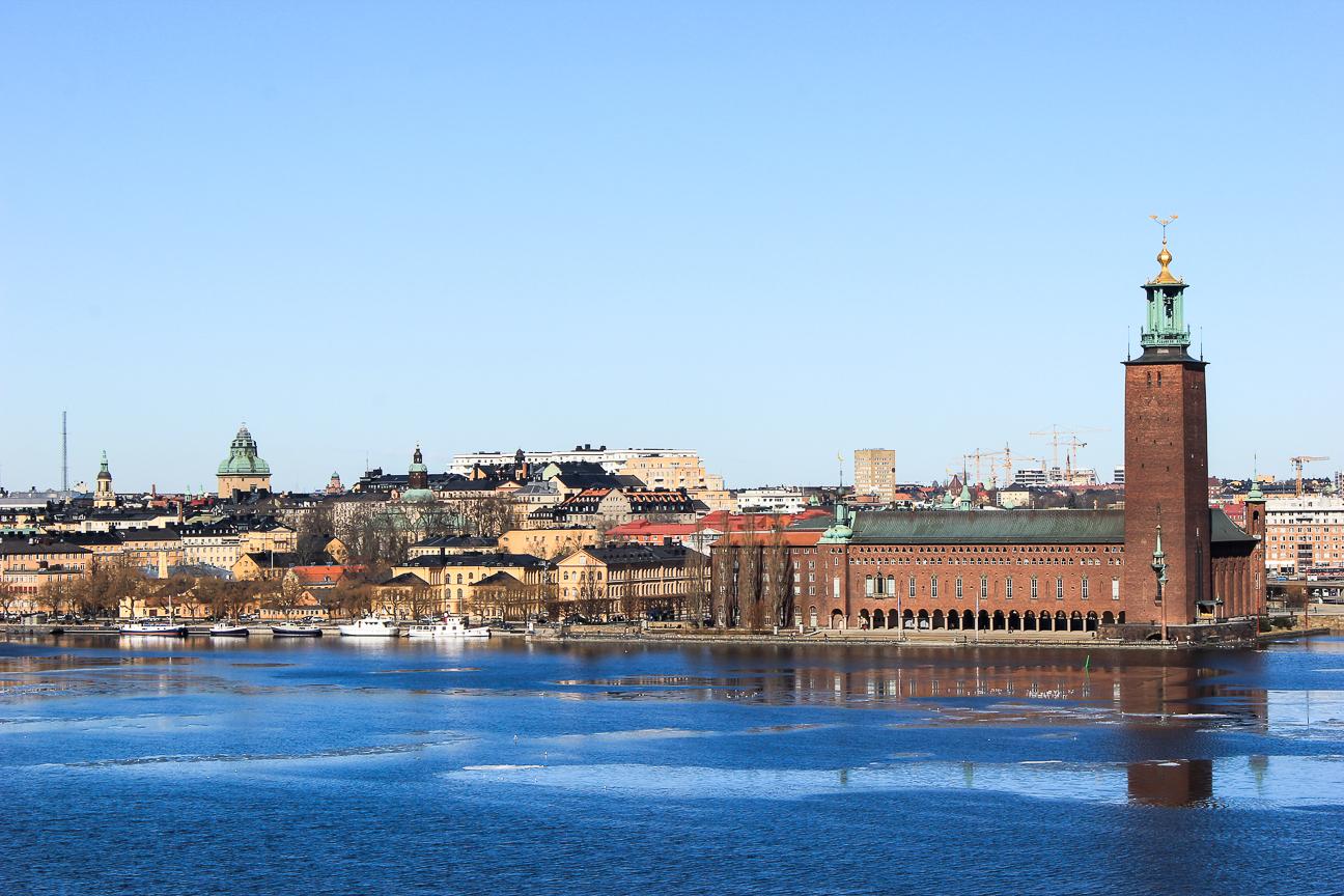 Que ver en Estocolmo Ayuntamiento