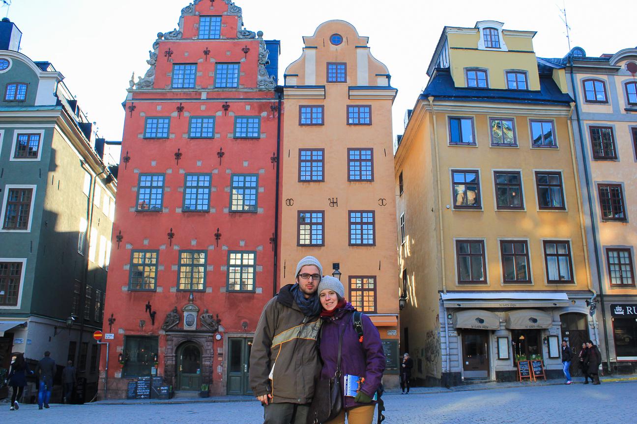 Que ver en Estocolmo Gamla Stan