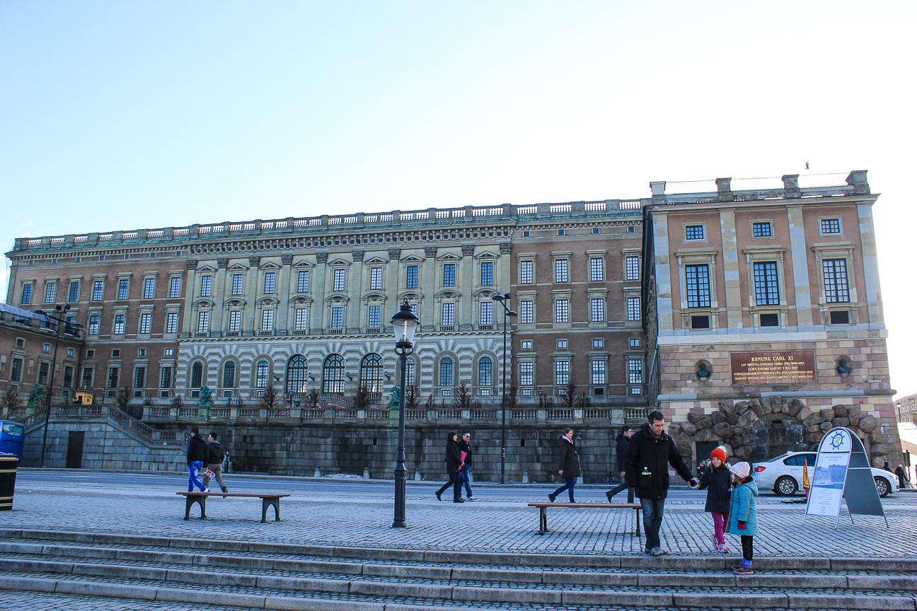 Que ver en Estocolmo Palacio Real