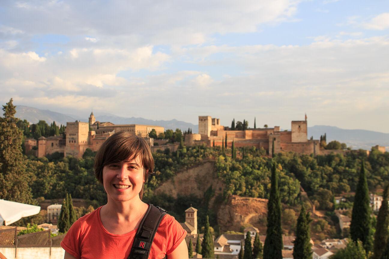 Que ver en Granada -Mirador de San Nicolas