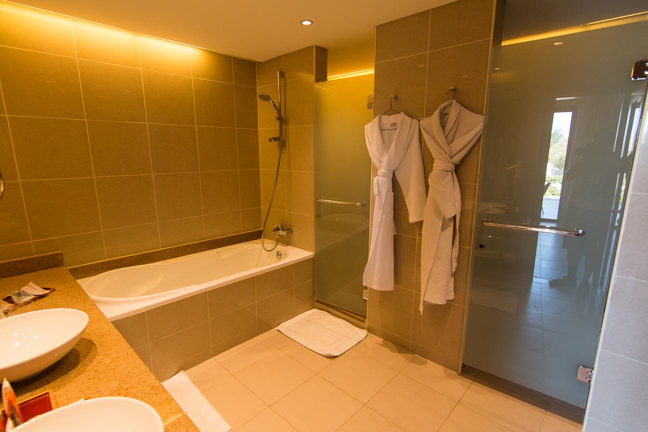 Que ver en Jordania Bano Resort Tala Bay Movenpick