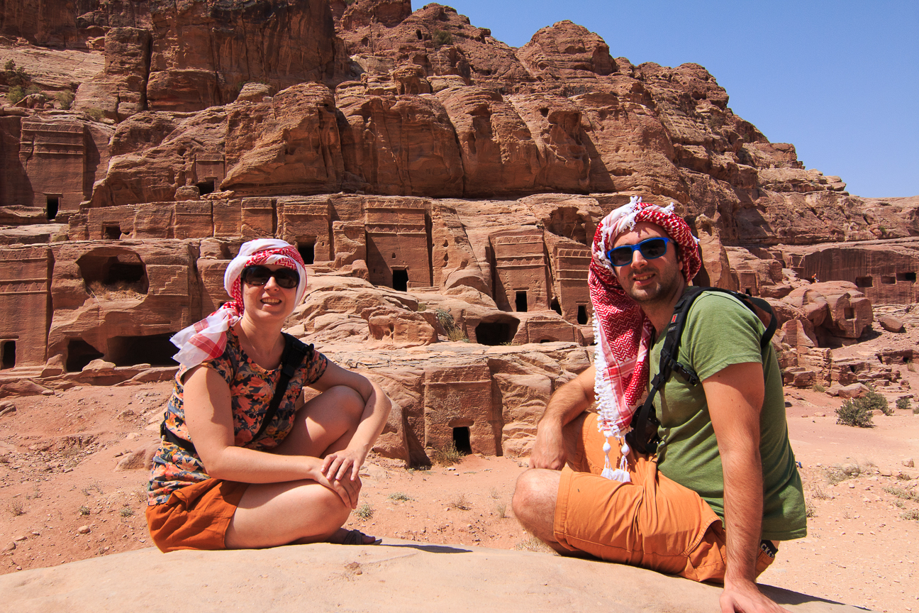 Que ver en Jordania Ciudad de Petra