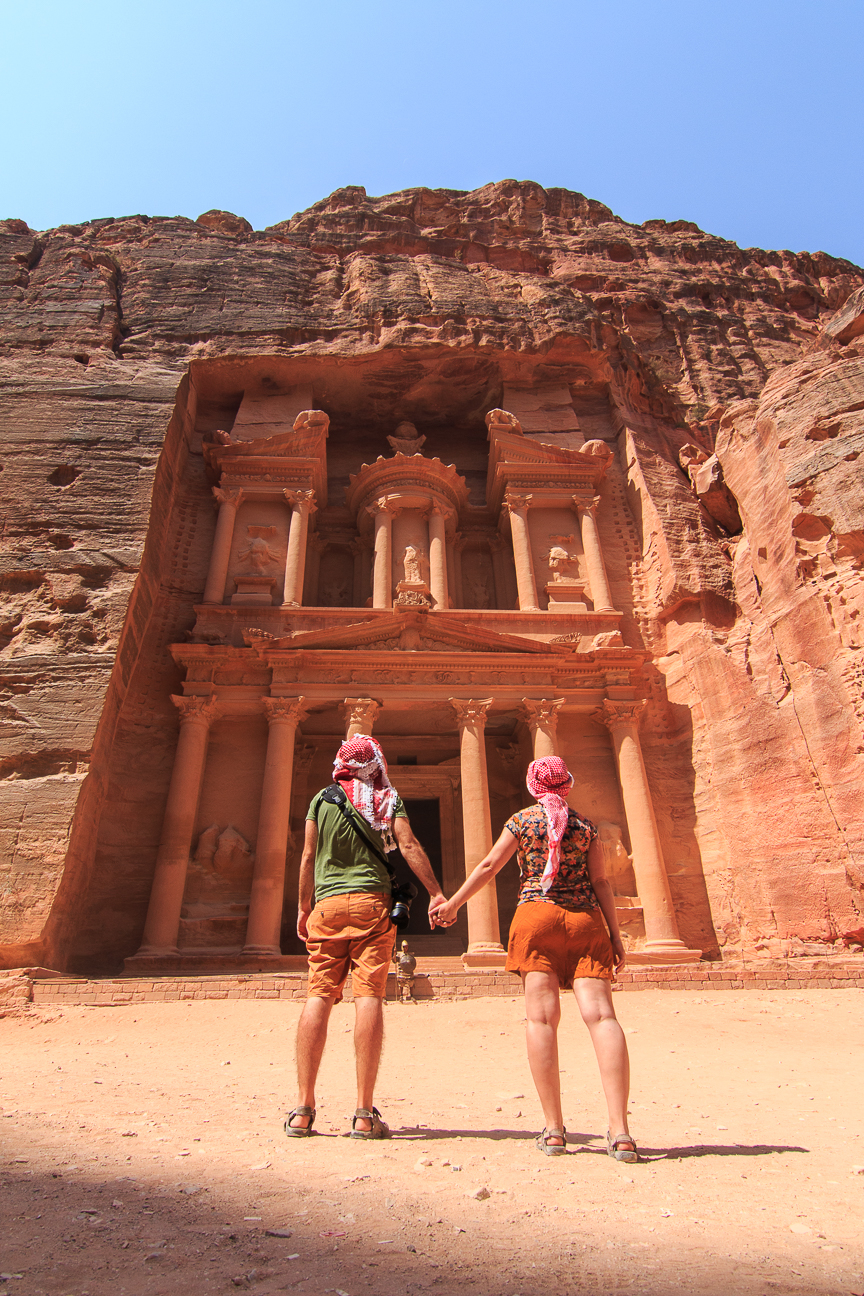 Que ver en Jordania Comete el Mundo en el Tesoro