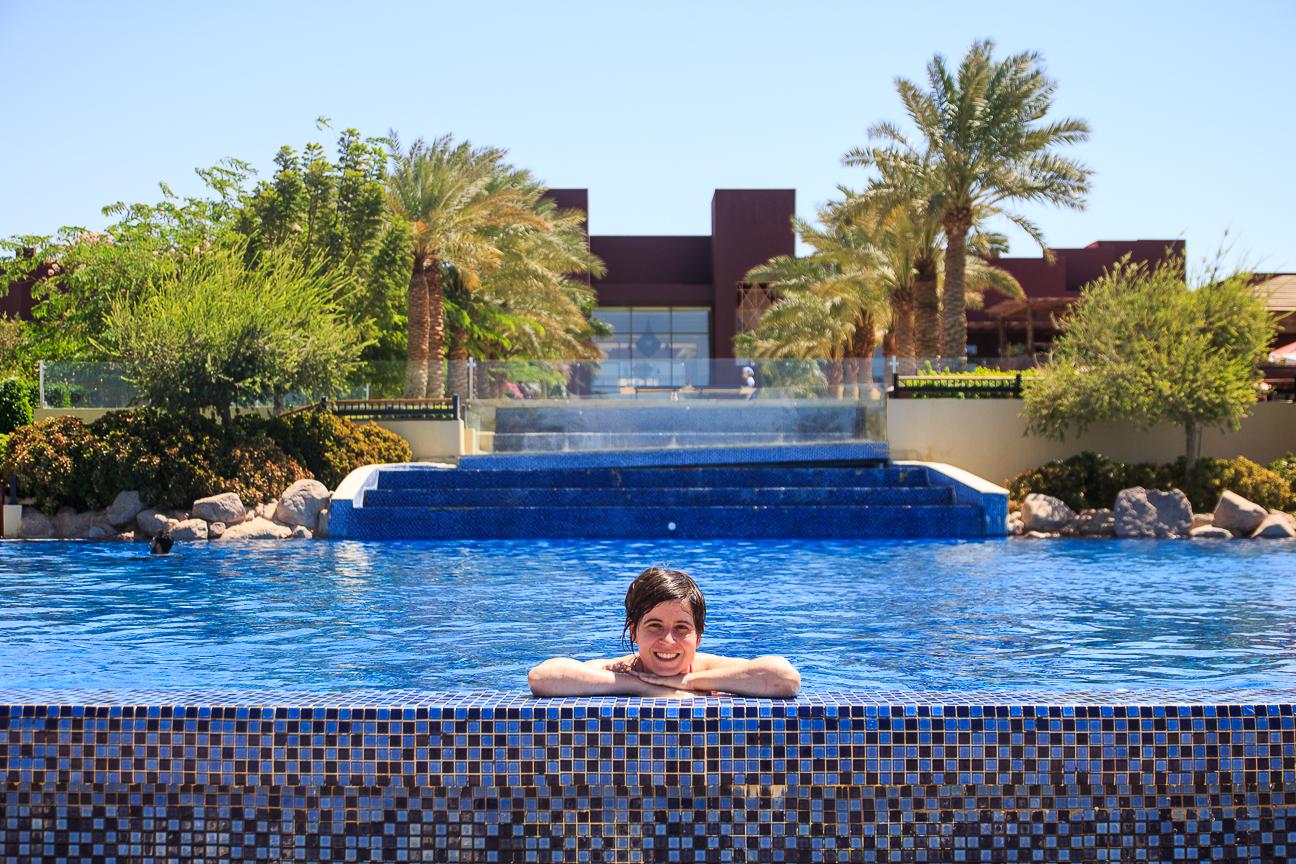 Que ver en Jordania Resort Movenpick Aqaba