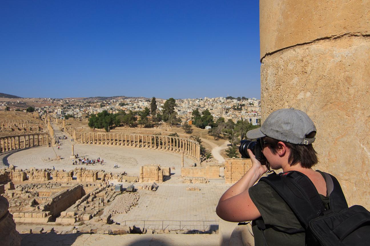 Que ver en Jordania Ruinas Romanas Jerash