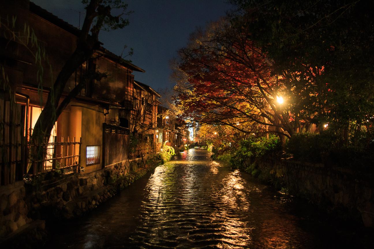 Que ver en Kioto barrio de Gion