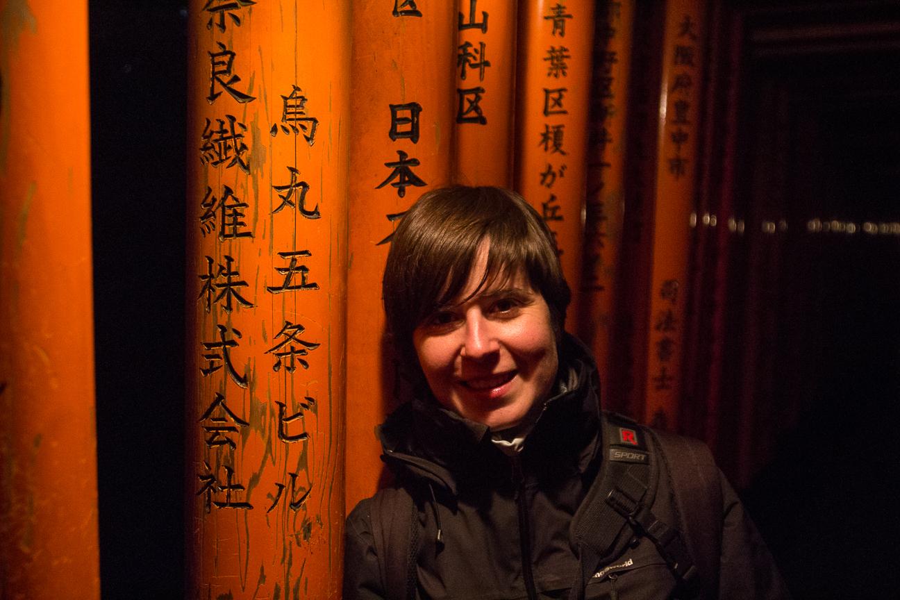 Que ver en Kioto excursion a Fujimi Nari