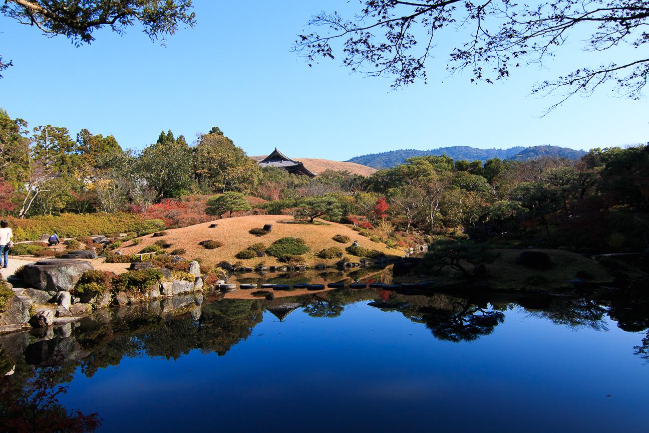 Que ver en Kioto jardines en Nara