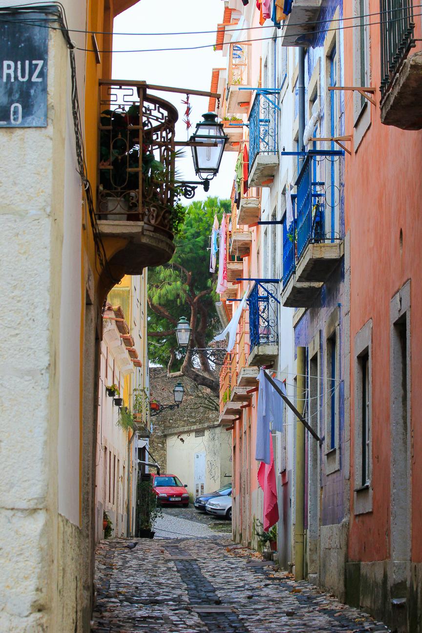 Que ver en Lisboa - Calles de la Alfama