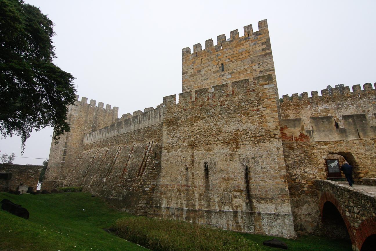 Que ver en Lisboa - Castillo de San Jorge