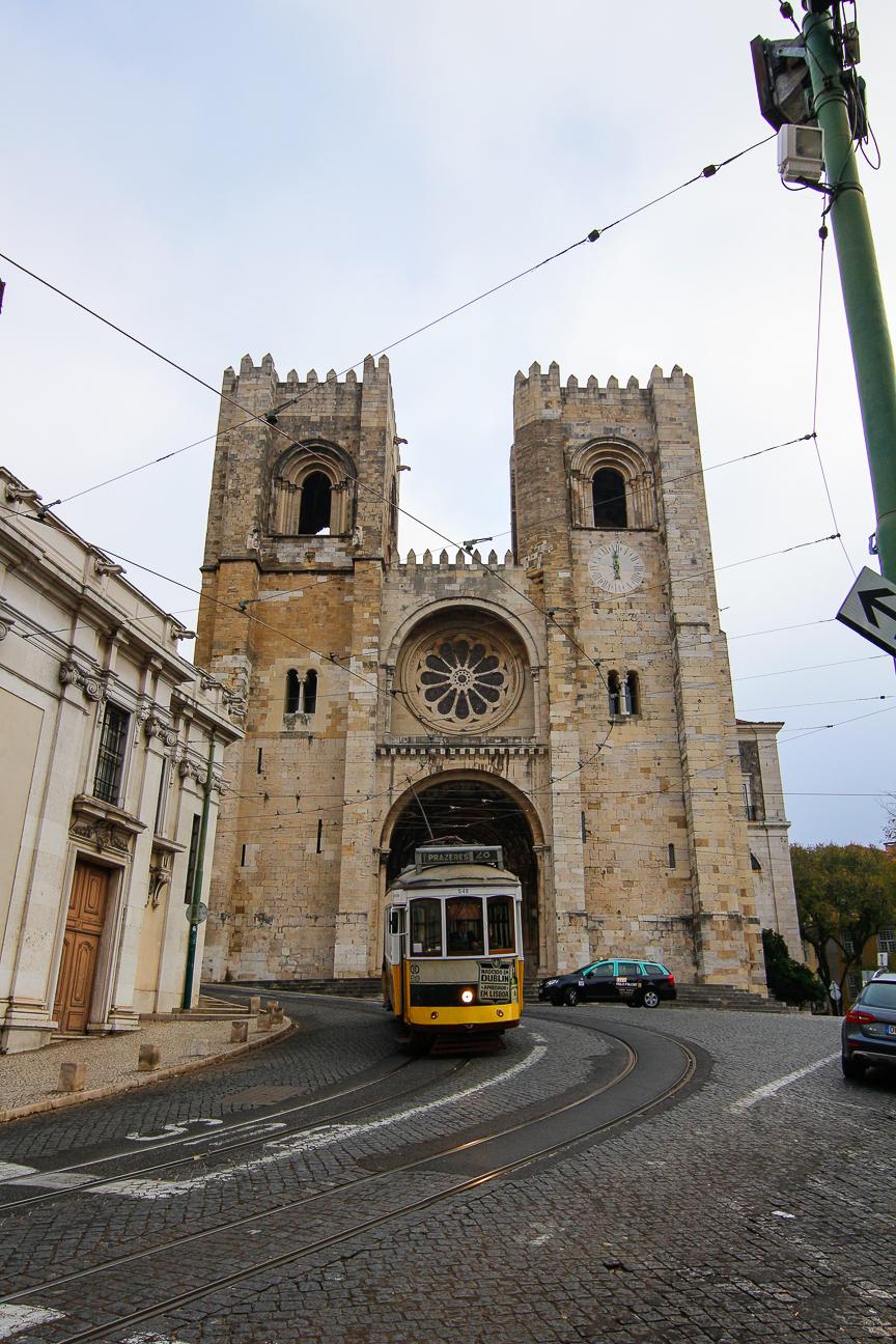 Que ver en Lisboa - Catedral de Lisboa la Se