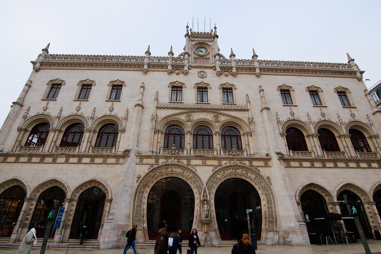Que ver en Lisboa - Estacion do Rossio