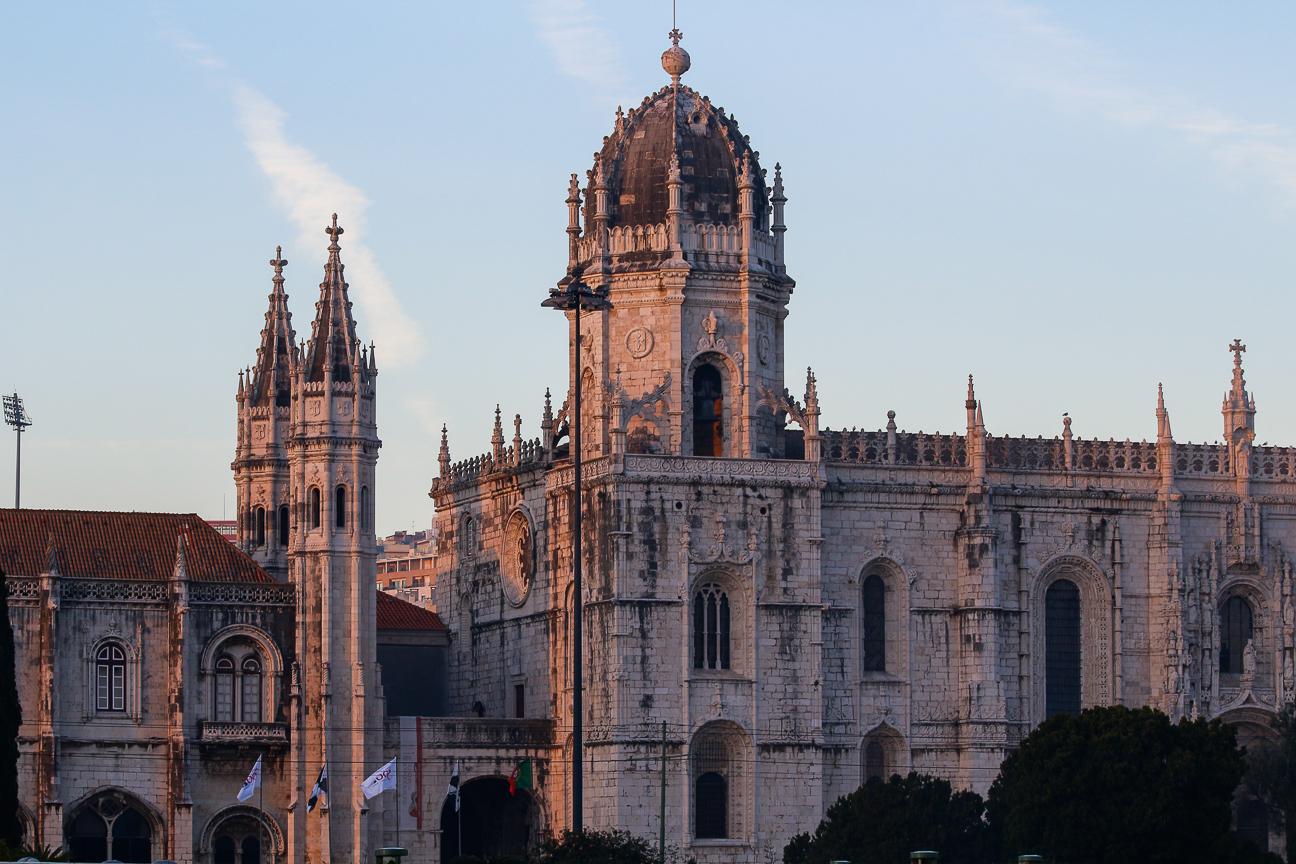 Que ver en Lisboa - Monasterio de los Jeronimos