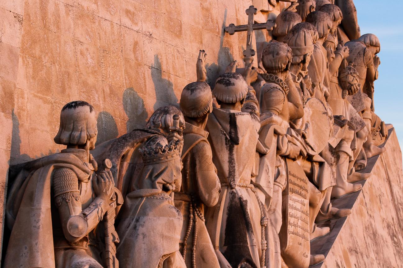 Que ver en Lisboa - Monumento a los descubridores