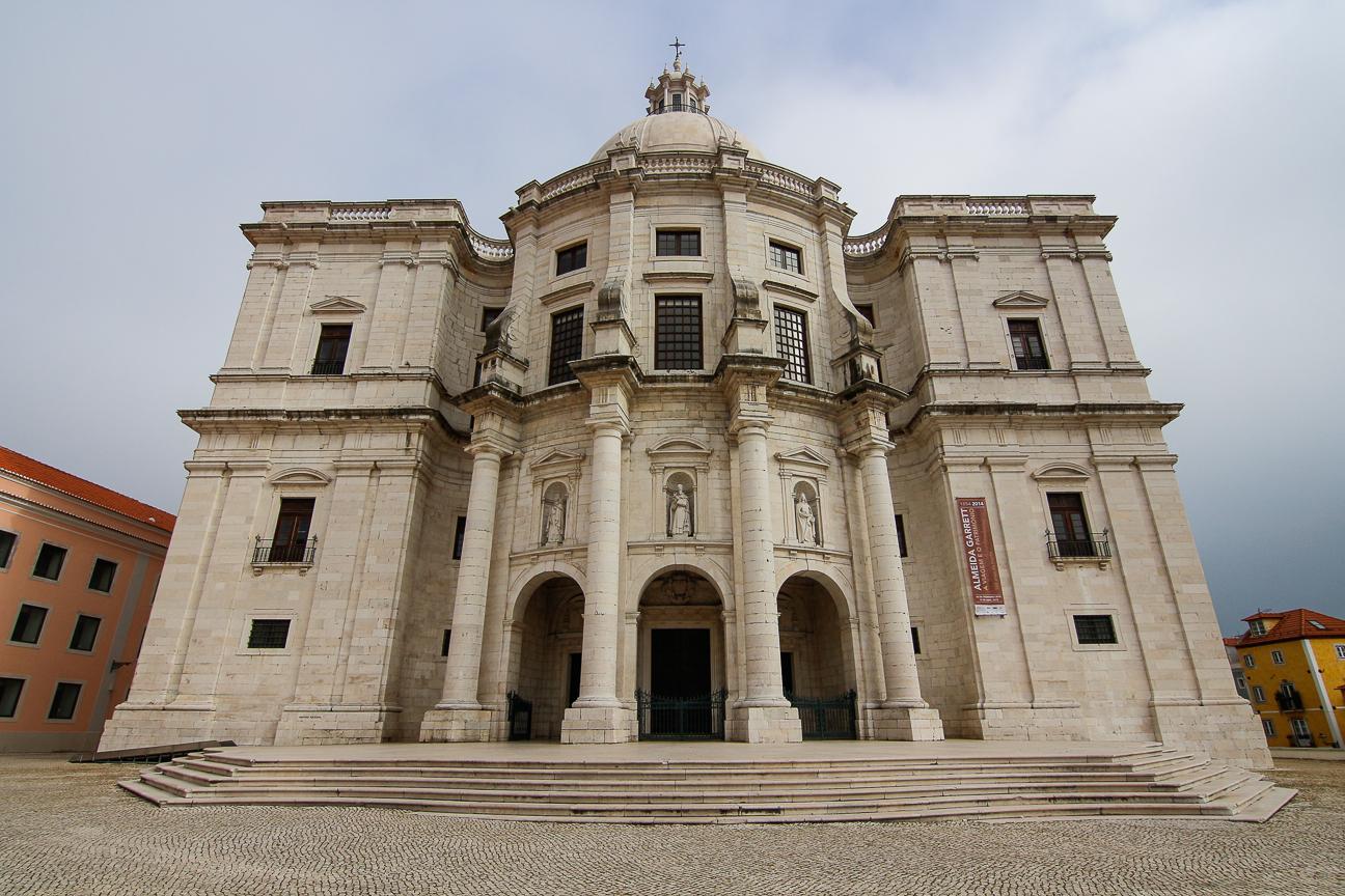 Que ver en Lisboa - Panteon