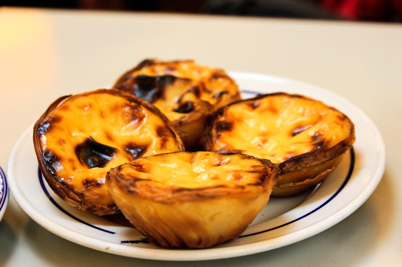 Que ver en Lisboa - Pasteles de Belem