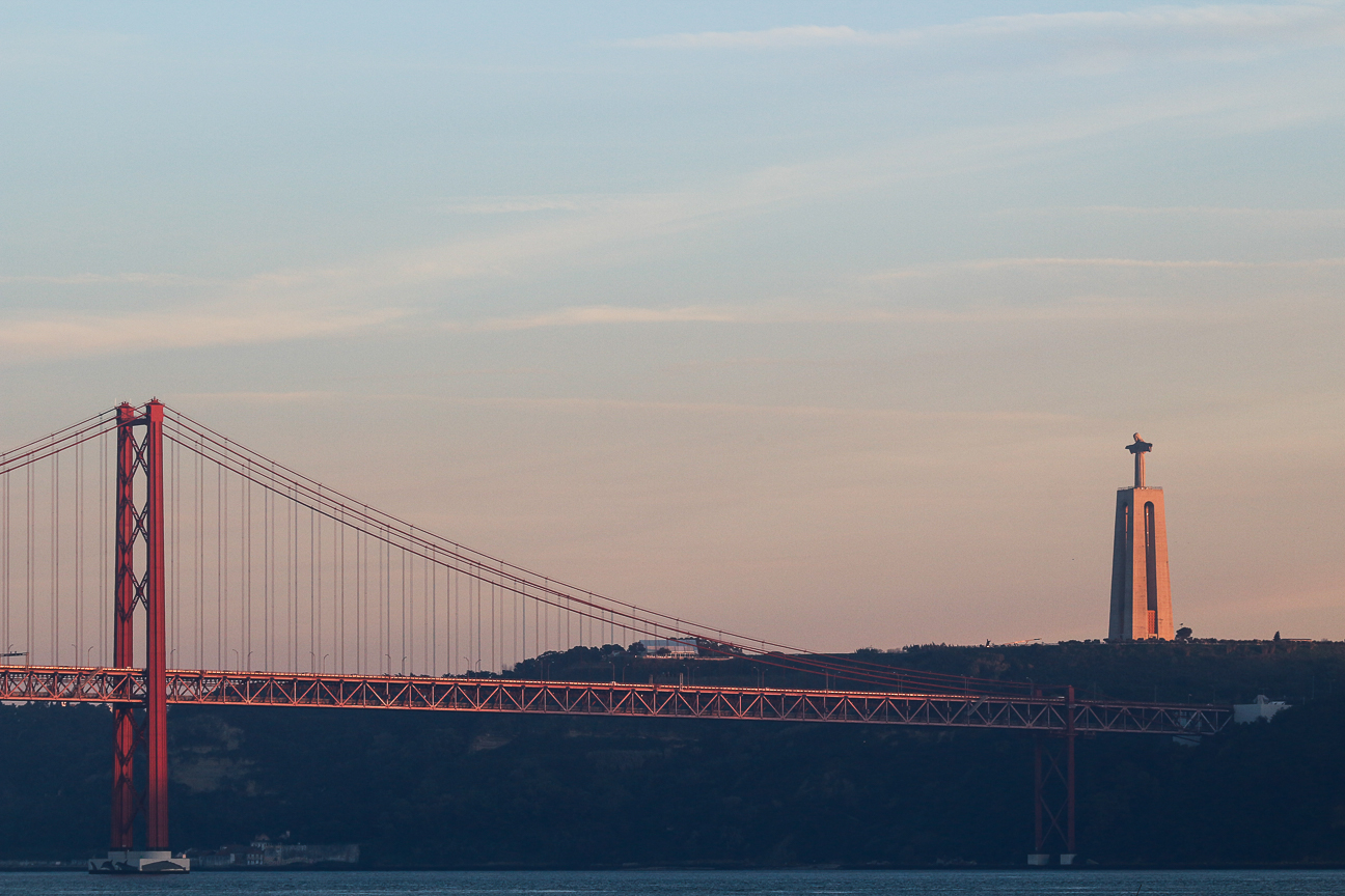 Que ver en Lisboa - Puente 25 de Abril