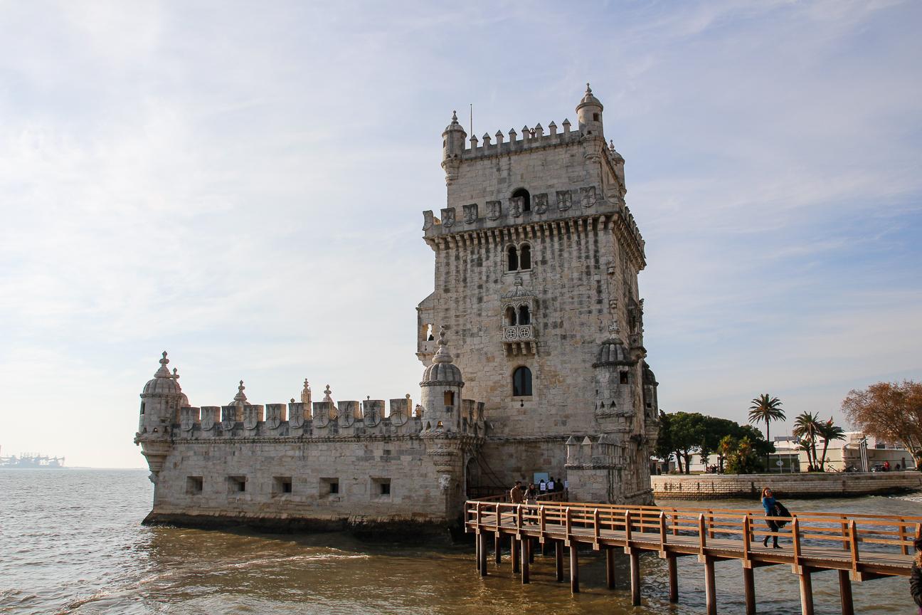 Que ver en Lisboa - Torre de Belem