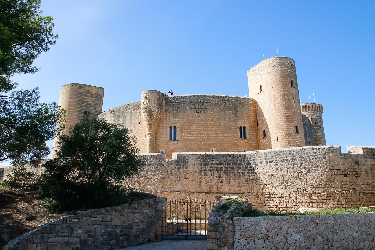Que ver en Mallorca Castillo Bellver