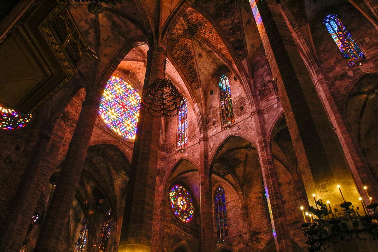 Que ver en Mallorca Catedral de Palma de Mallorca