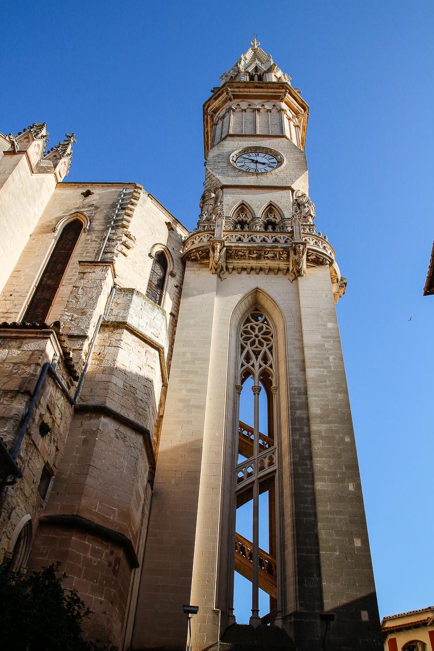 Que ver en Mallorca Iglesia Manacor