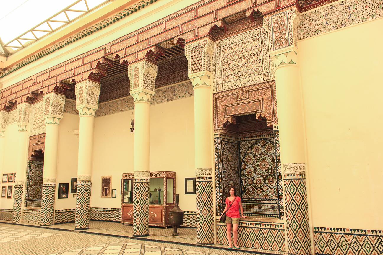 Que ver en Marrakech Museo de Marrakech