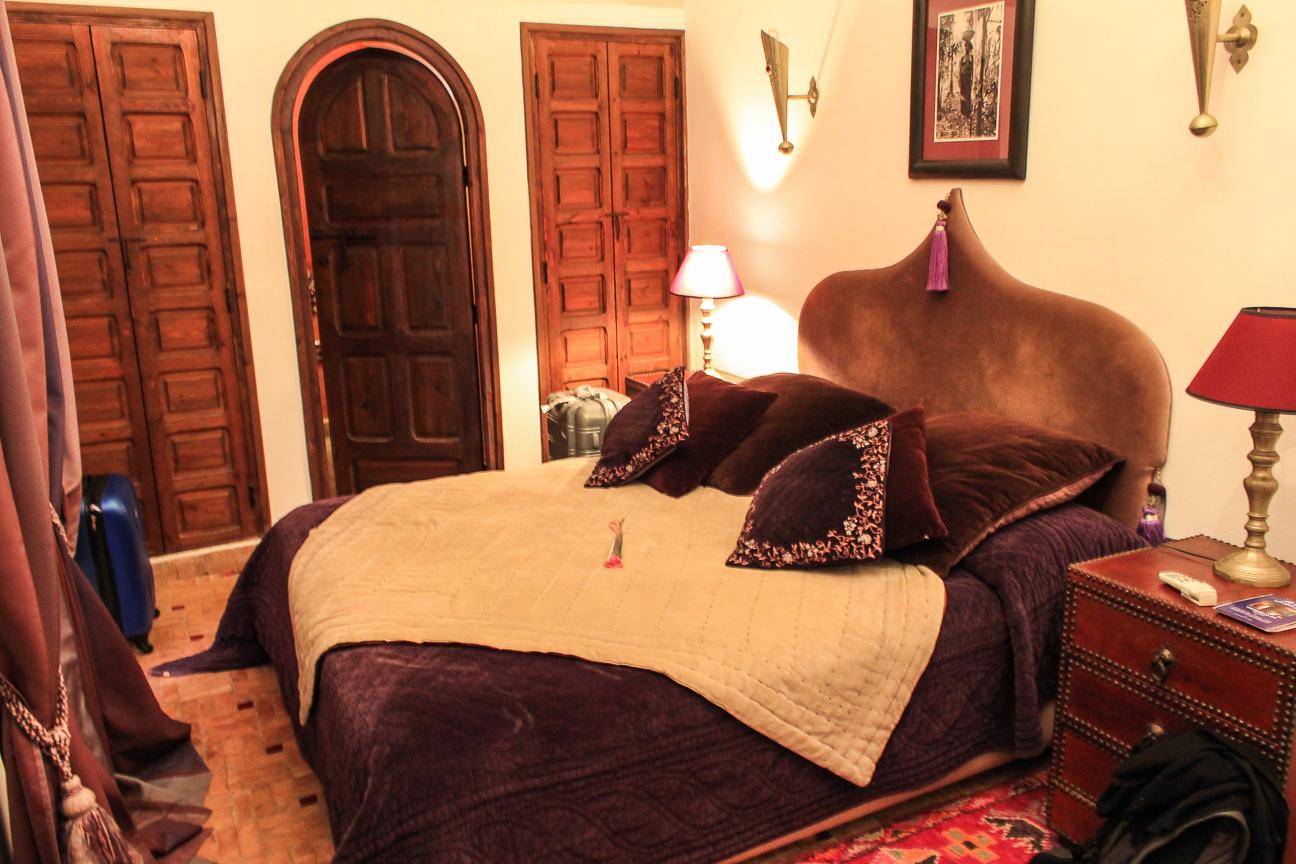 Que ver en Marrakech Riad Laora