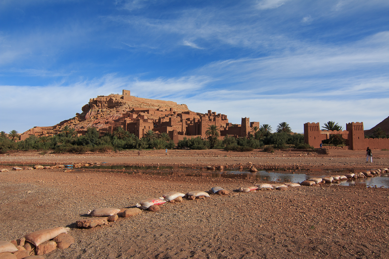 Que ver en Marruecos - Ait Ben Haddou