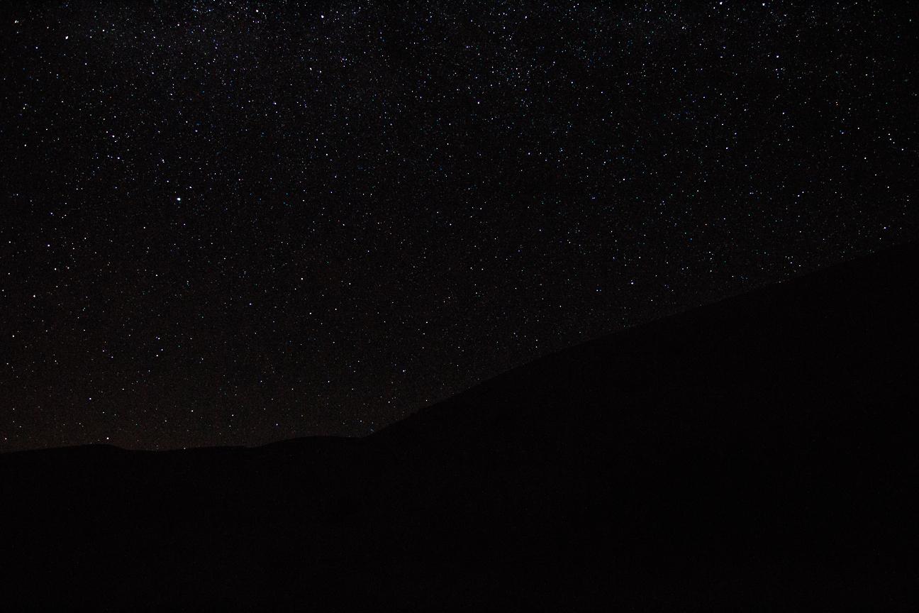 Que ver en Marruecos - Cielo estrellado en el desierto