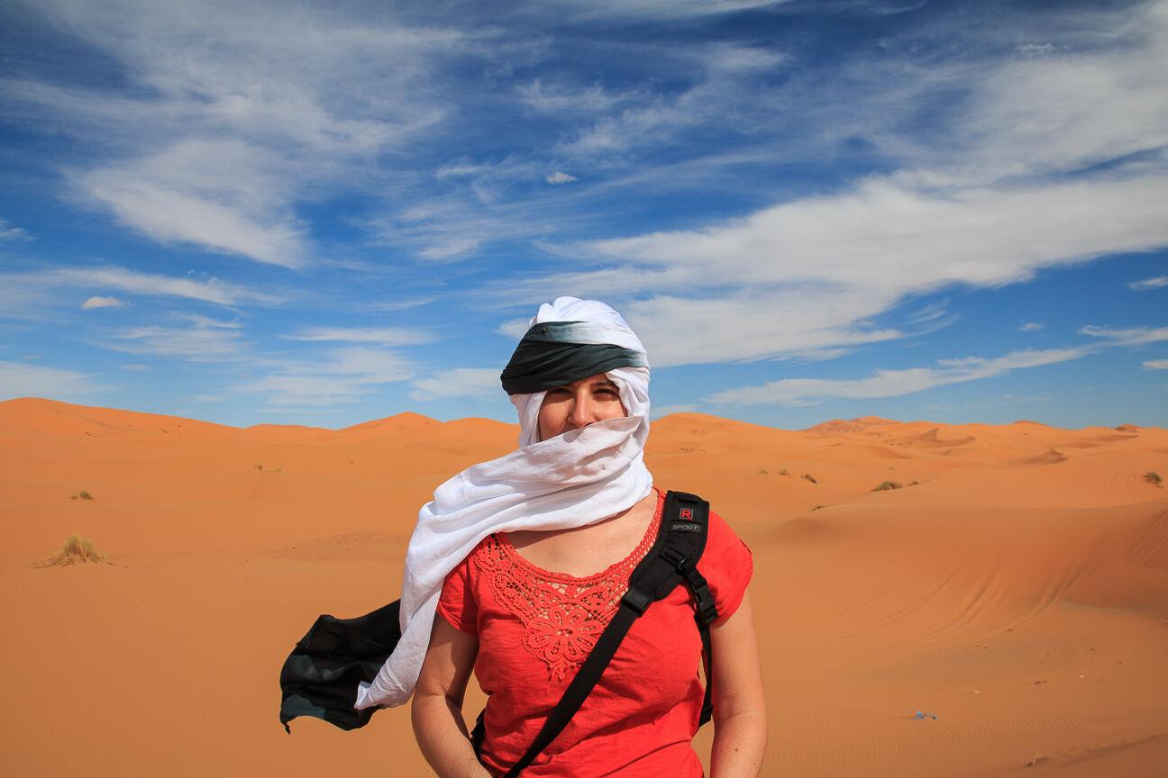 Que ver en Marruecos - Desierto de Merzouga