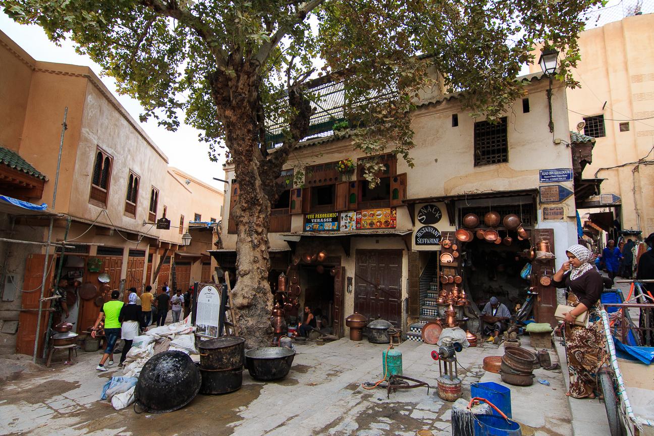 Que ver en Marruecos - Fez