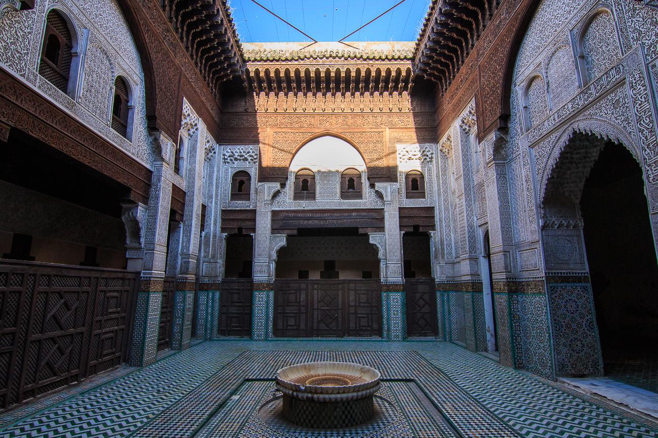 Que ver en Marruecos - Meknes