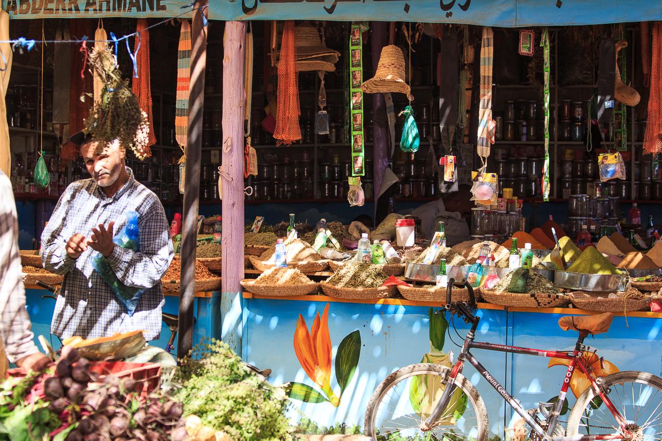 Que ver en Marruecos - Mercado de Rissani
