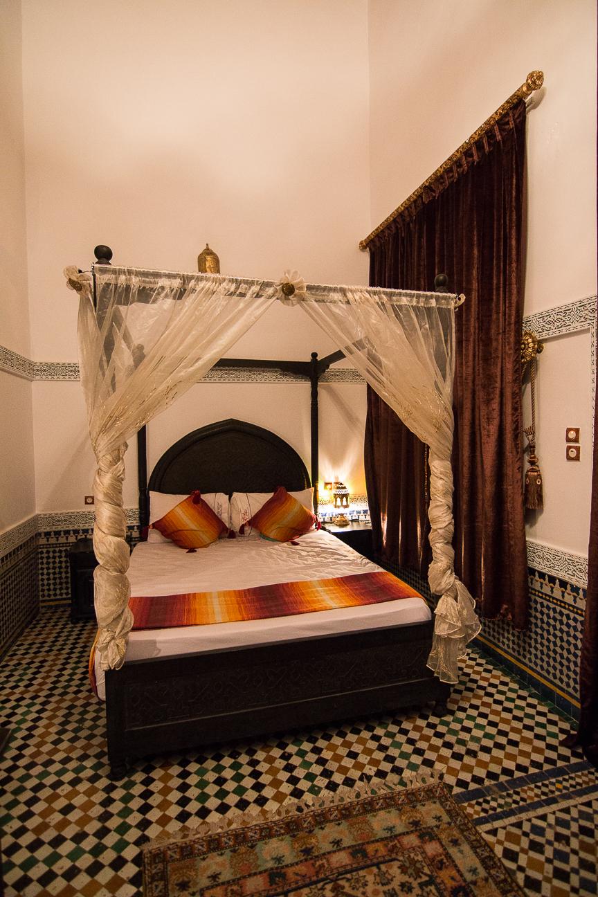 Que ver en Marruecos - Riad Naila