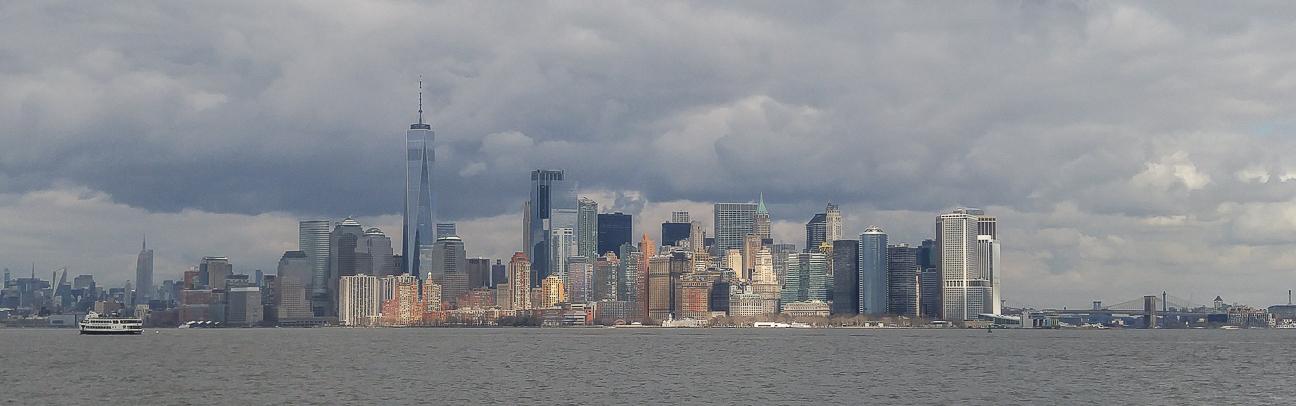 Que ver en Nueva York panoramica del Down Town