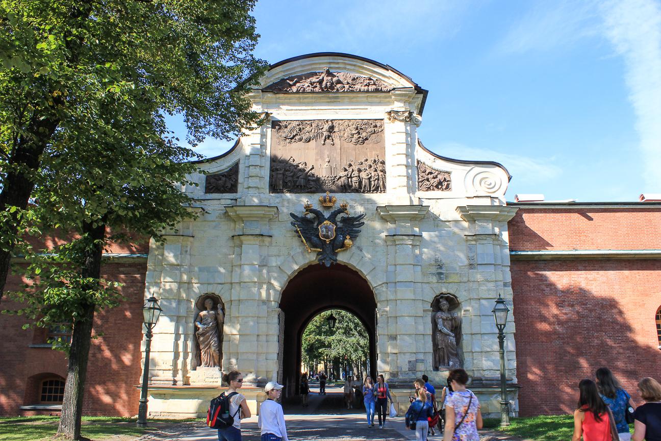 Que ver en San Petersburgo - Fortaleza de San Pedro y San Pablo