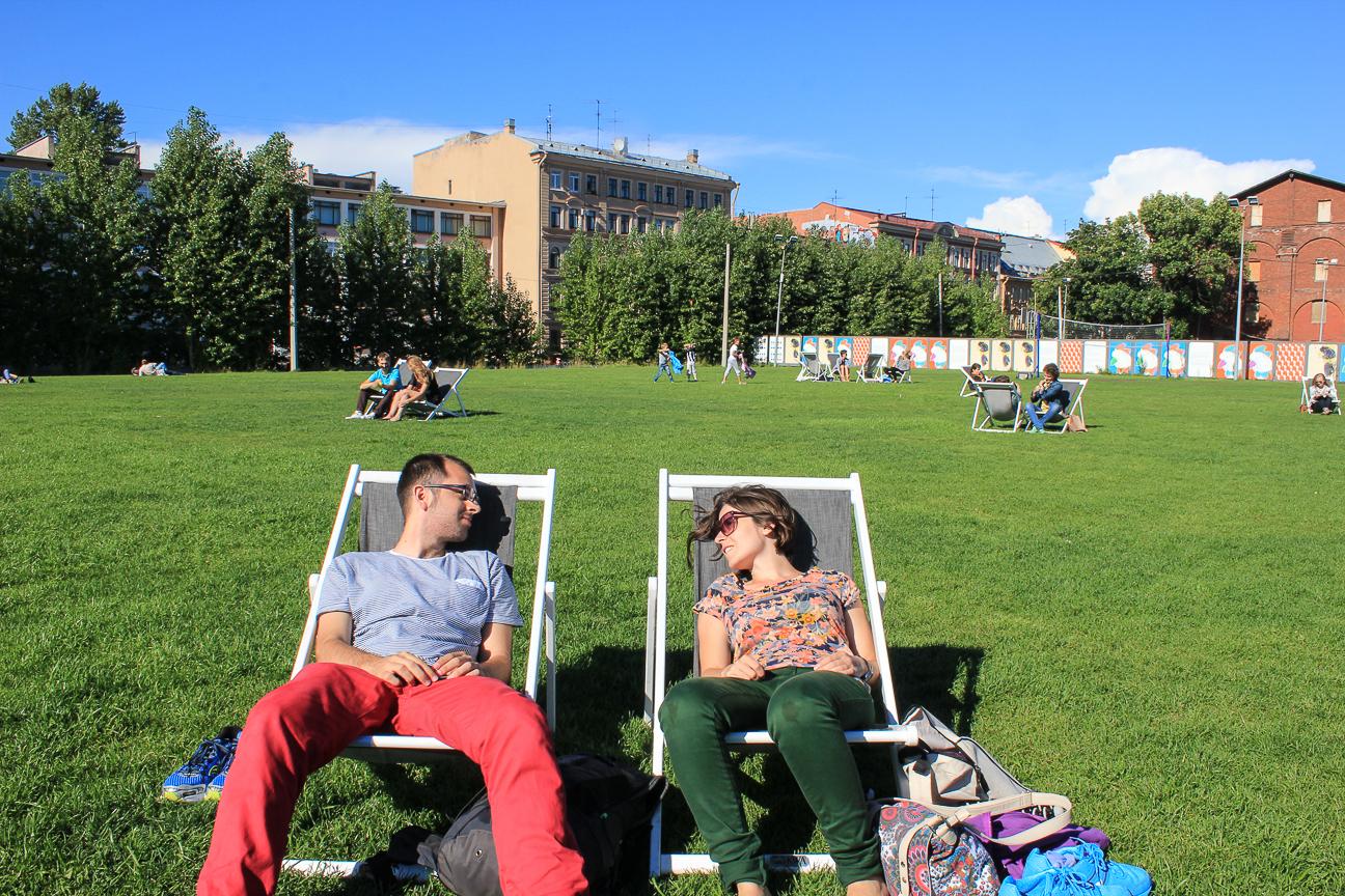Que ver en San Petersburgo - Nueva Holanda