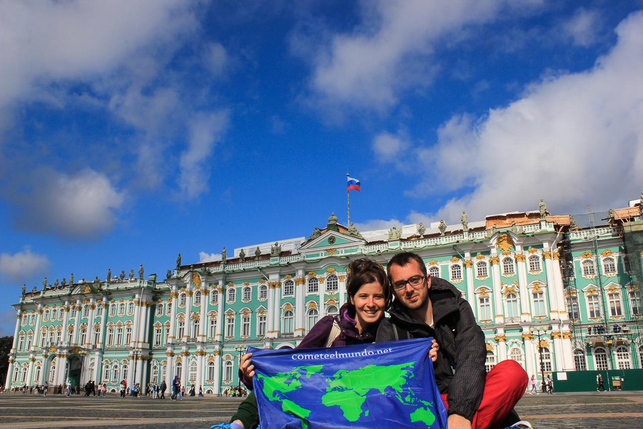 Que ver en San Petersburgo - Palacio del Hermitage