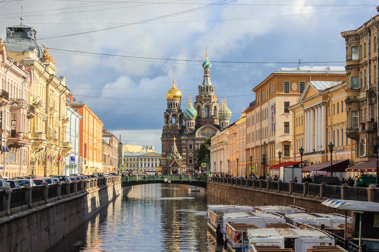 Que ver en San Petersburgo - Vista a la Sangre Derramada