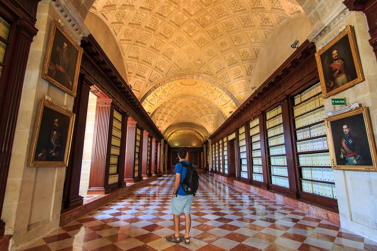 Que ver en Sevilla - Archivo de Indias