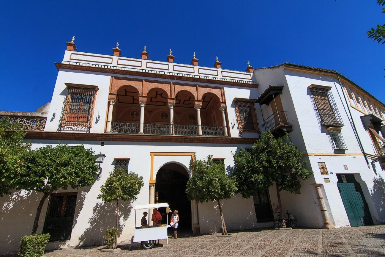 Que ver en Sevilla - Casa de Pilatos