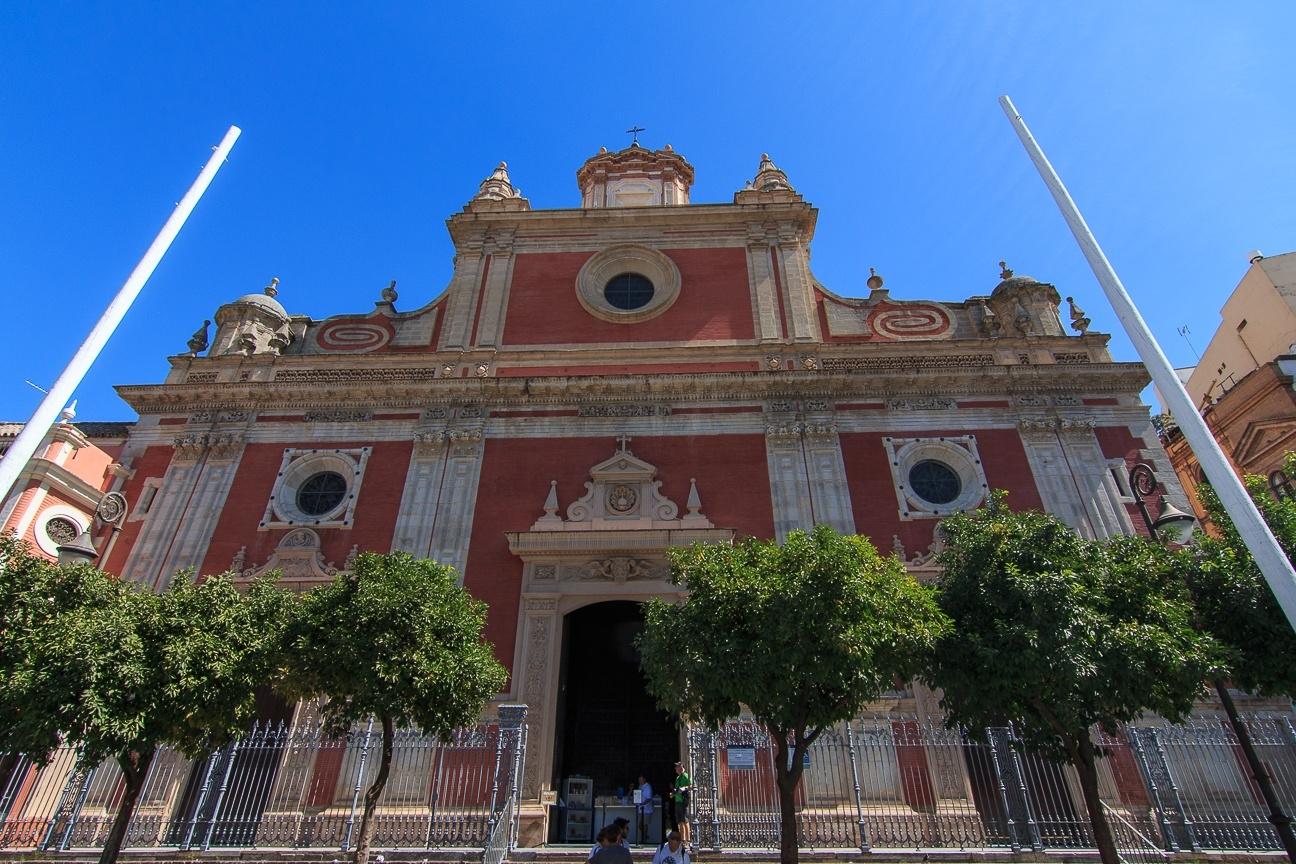 Que ver en Sevilla - La iglesia del Salvador