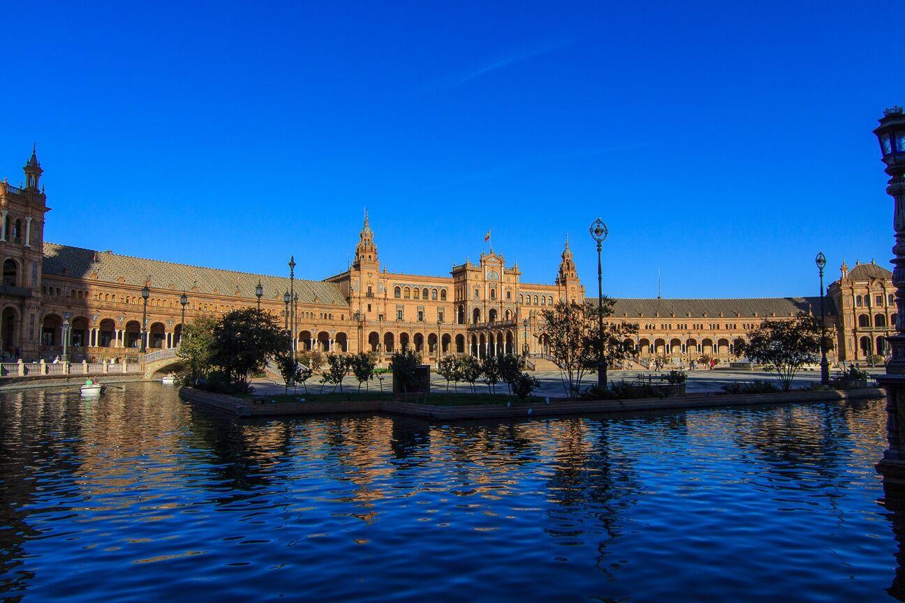 Que ver en Sevilla - Plaza Espana