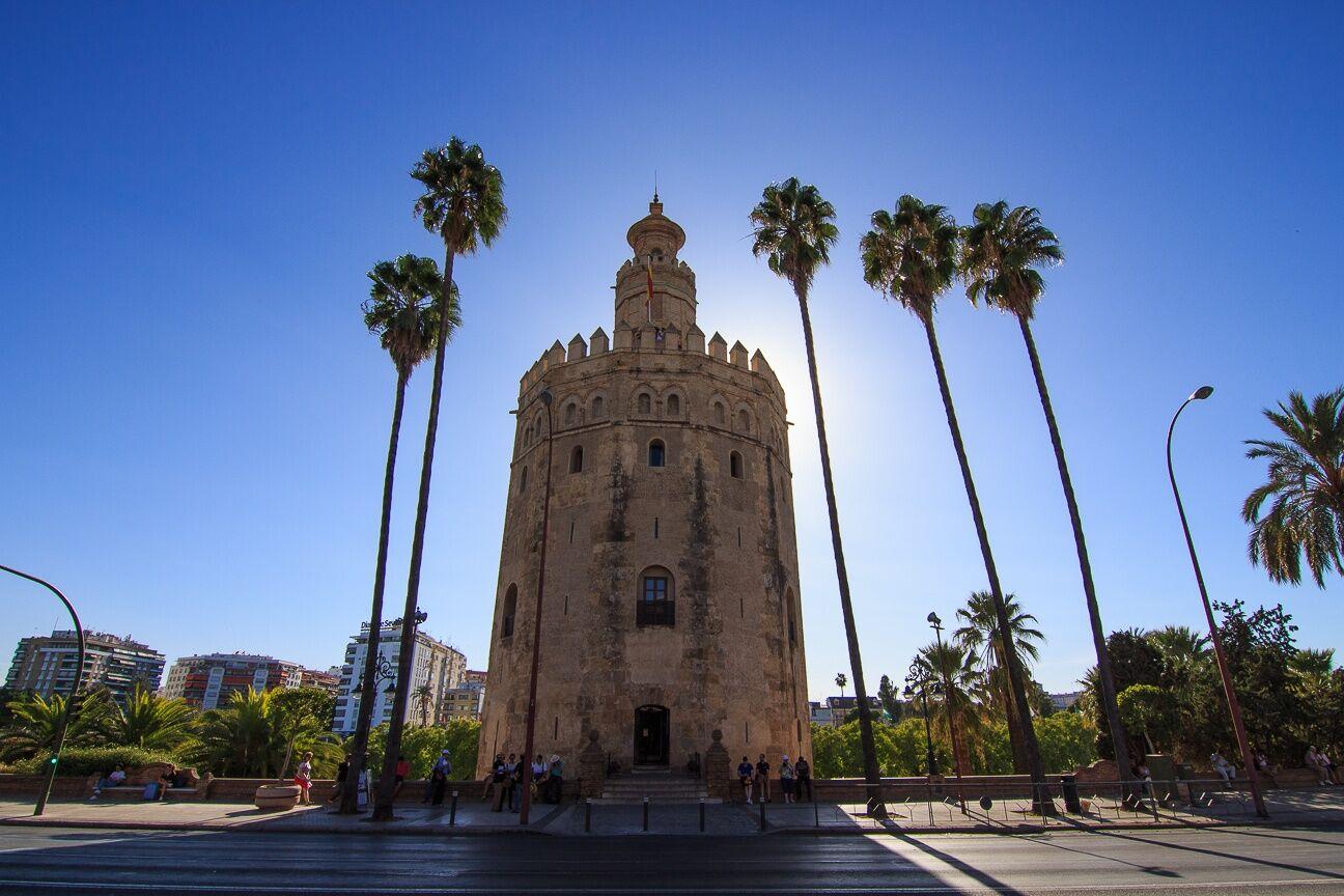 Que ver en Sevilla - Torre del Oro