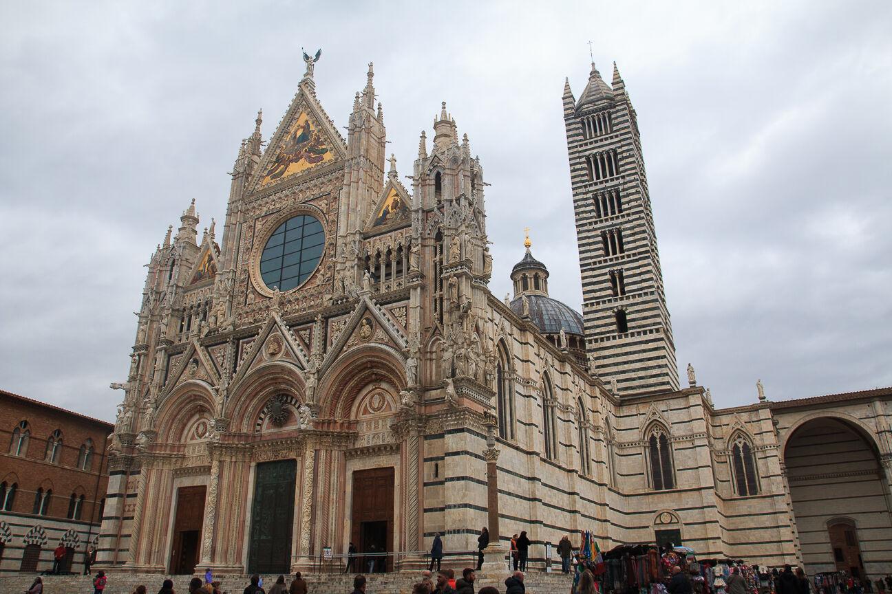 Que ver en Siena Duomo
